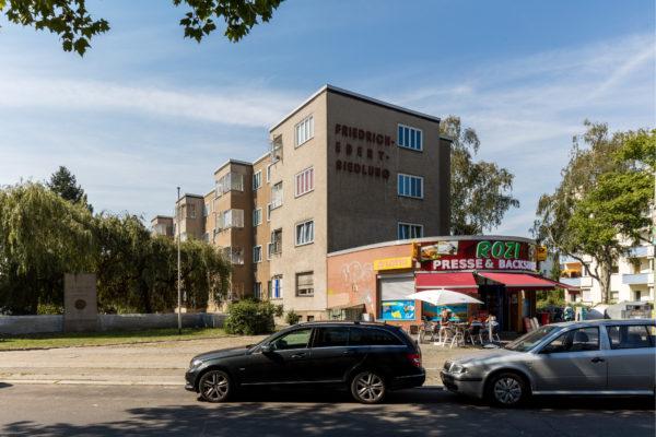 Friedrich Ebert SiedlungArchitect Bruno Taut