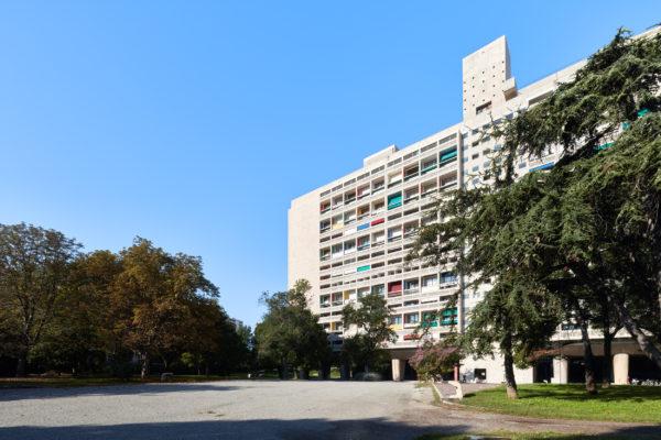 Unite HabitationMarseilleArchitect Le Corbusier