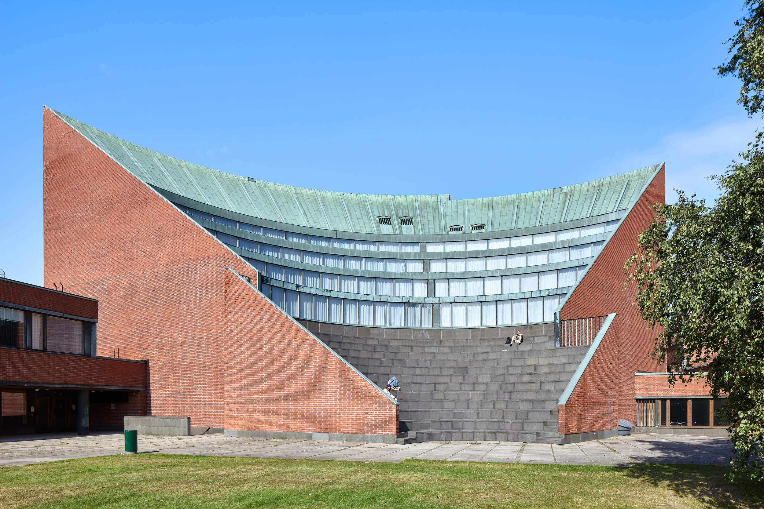 Aalto University<br>Arch. Alvar Aalto