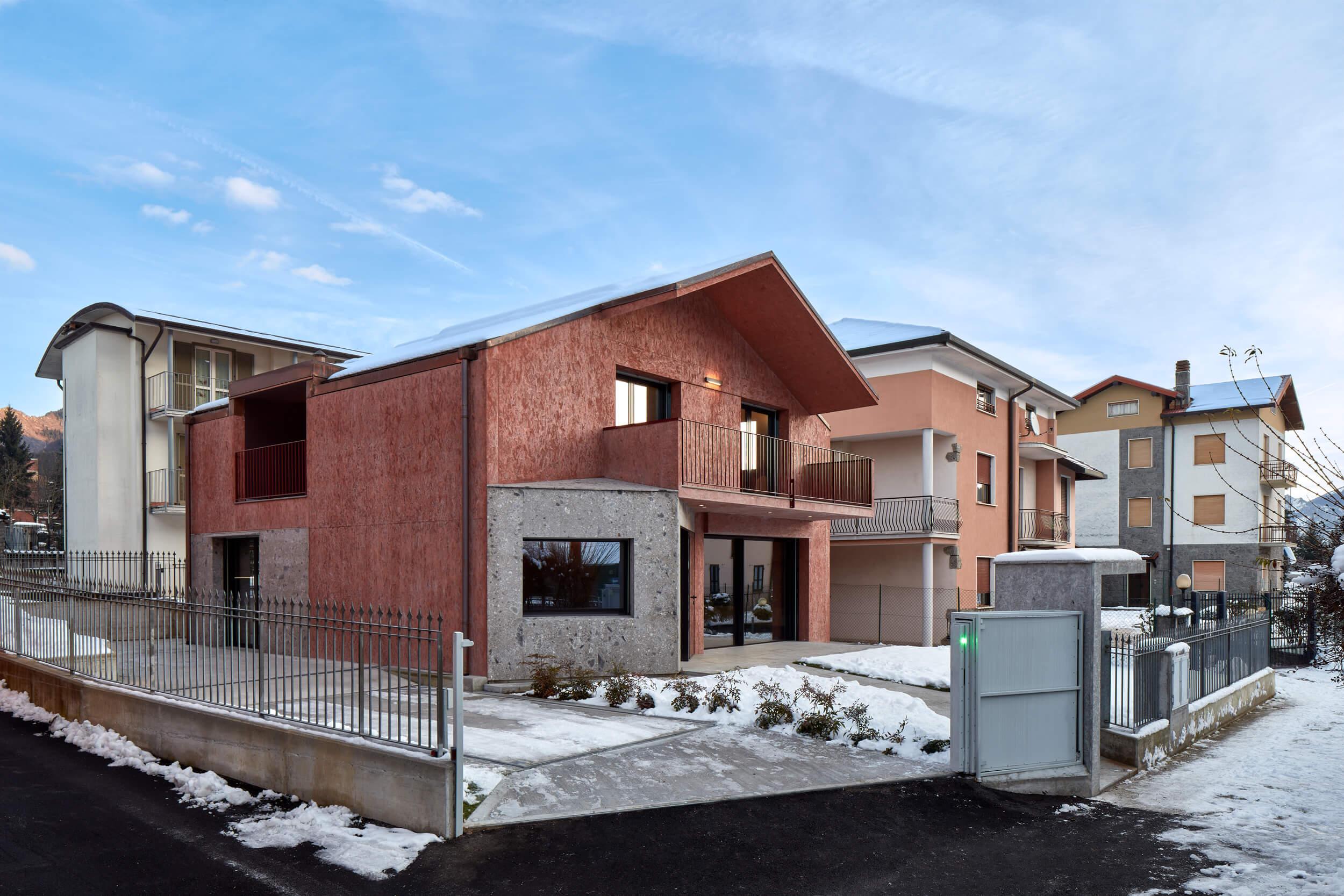 Casa NT<BR>Arch. Ettore Pasini