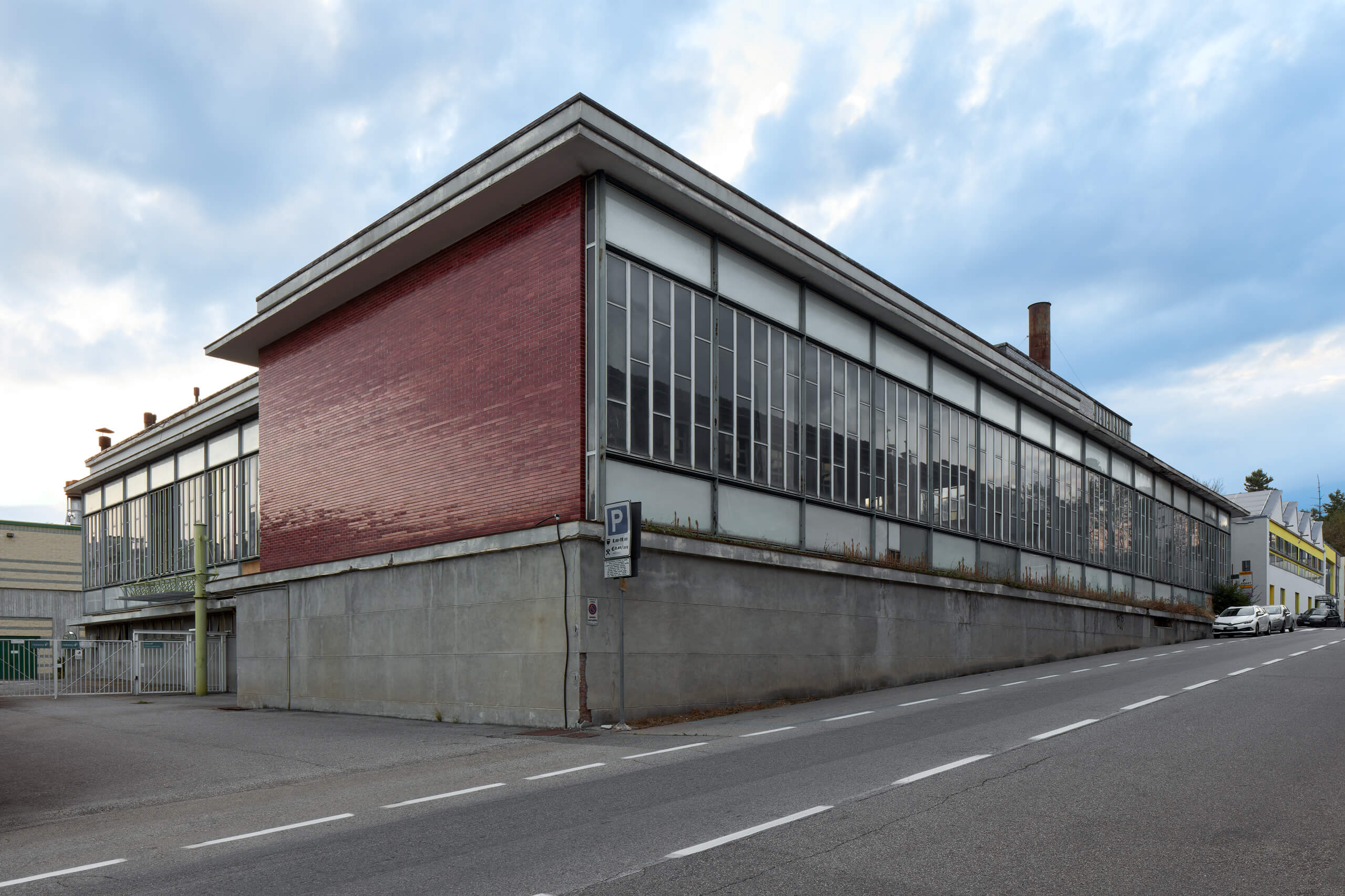 Centrale Termica – Eduardo Vittoria – (1955-1959) – Ivrea – Italy