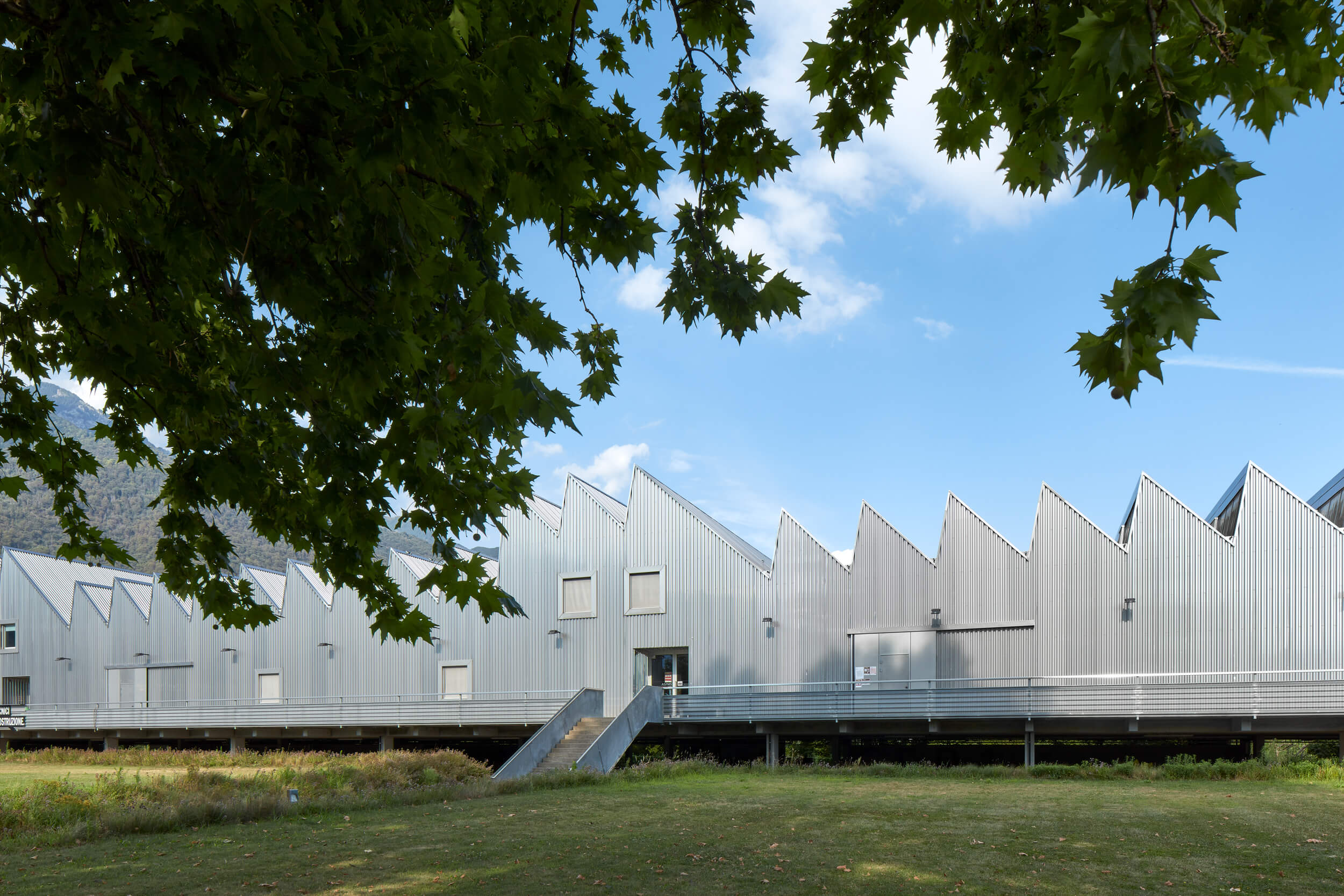 Centro Formazione Professionale<br>Durisch Nolli Architetti