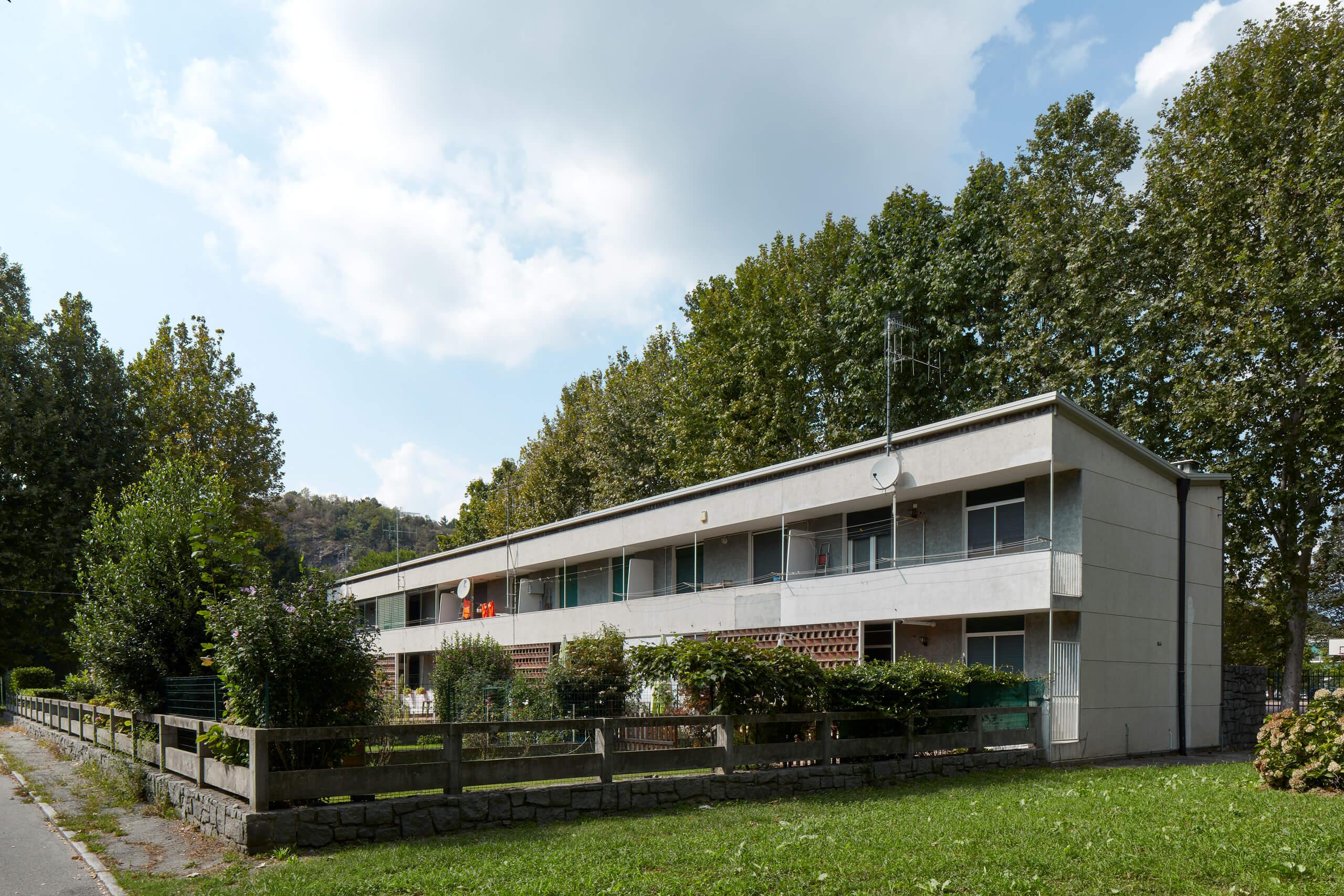 Canton Vesco – Annibale Fiocchi – Marcello Nizzoli (1943-1967) – Ivrea – Italy
