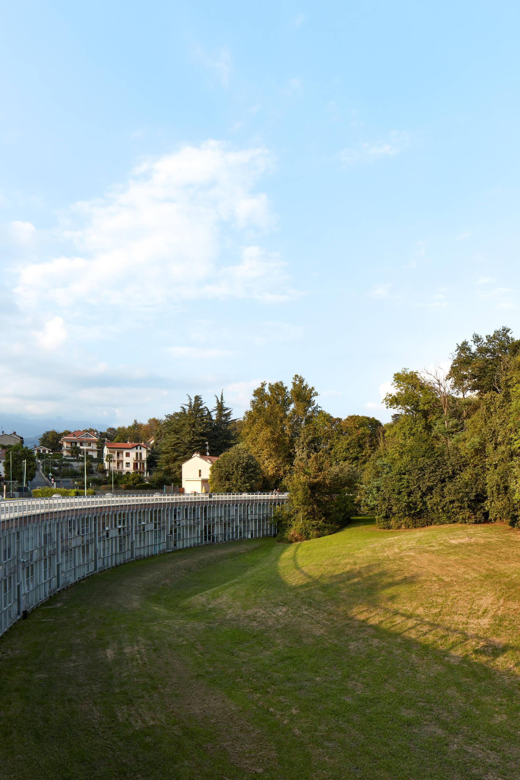 Unità Residenziale Ovest – Talponia – Gabetti D'Isola  – (1968-1971) – Ivrea – Italy