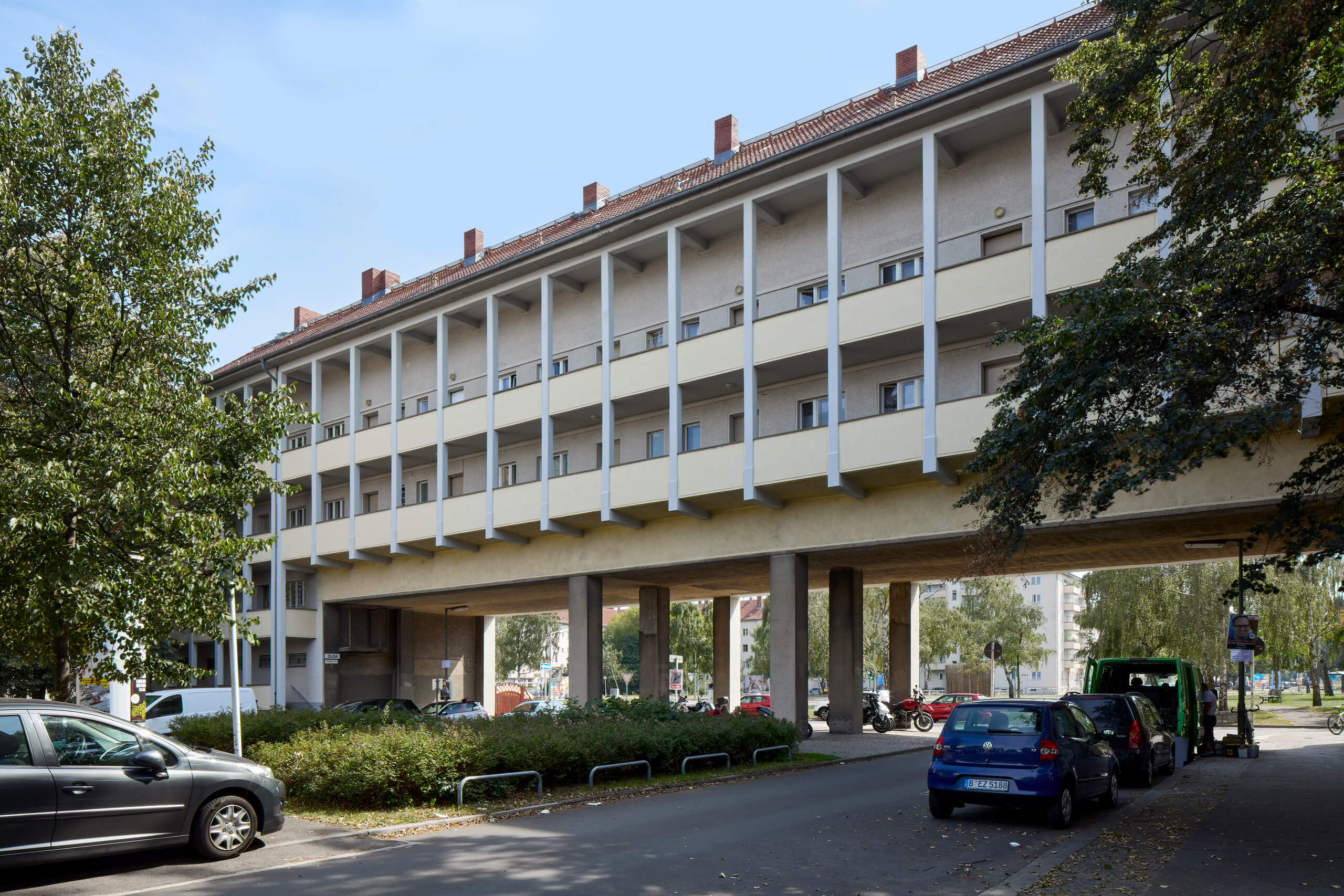 Friedrich Ebert Siedlung – Bruno Taut – Berlin – Germany