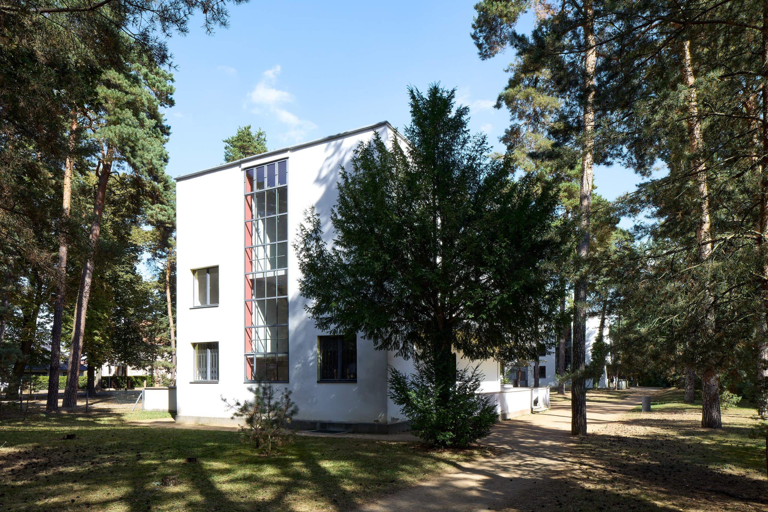 Meisterhäuser – Walter Gropius – Bruno Fioretti Marquez –Dessau – DE