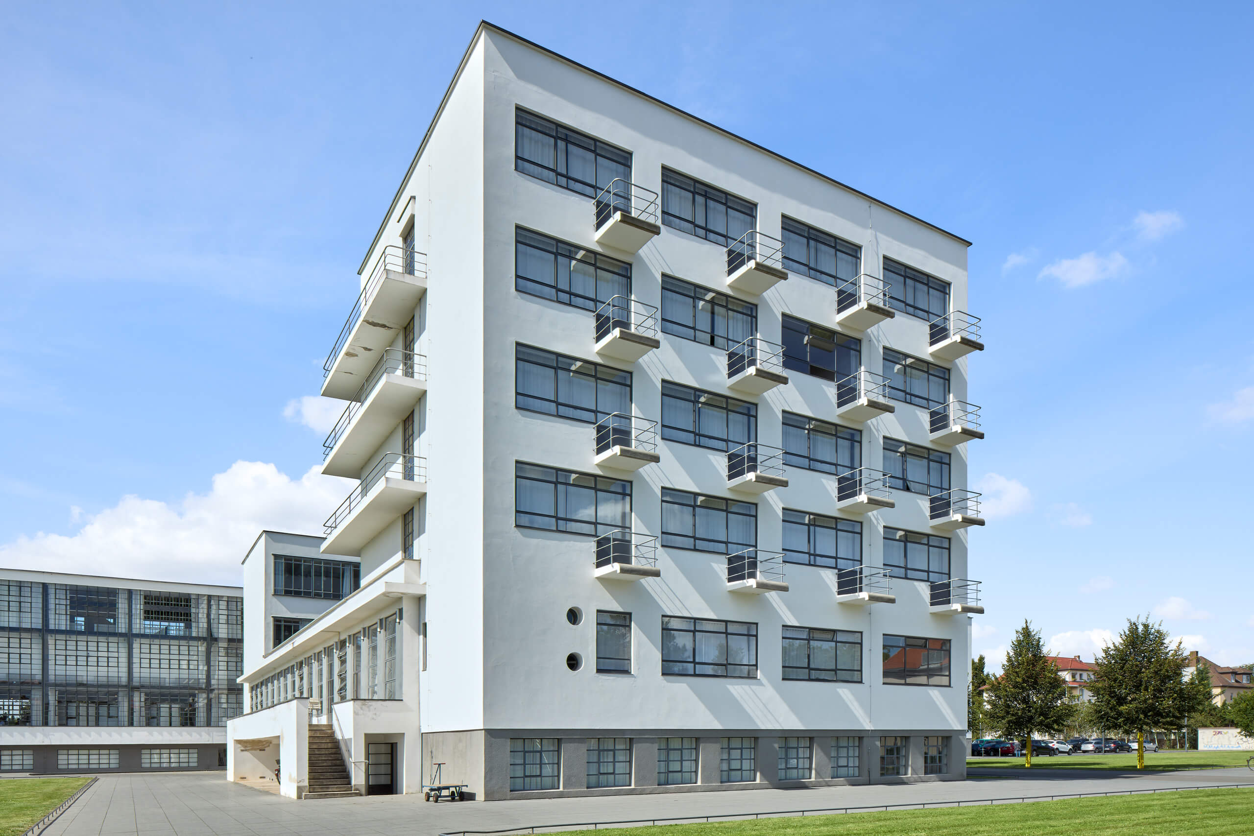 Bauhaus – Walter Gropius – Dessau – DE