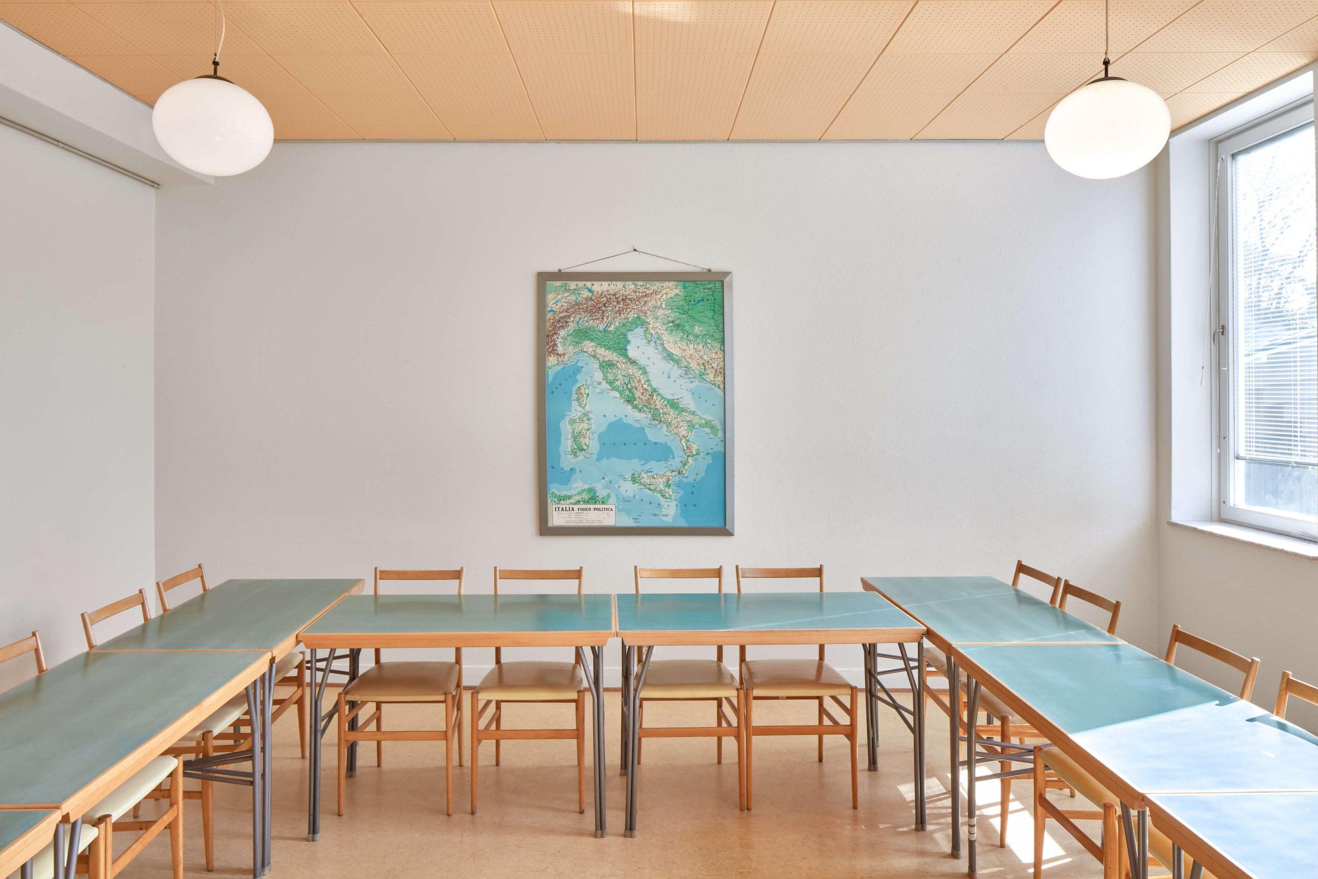 """Istituto Italiano di Cultura """"Carlo Maurilio Lerici"""" – Arch. Gio Ponti"""