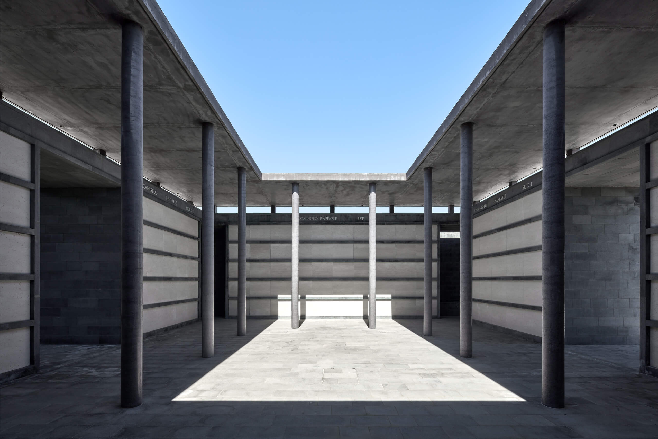 San Michele Cemetery<br>David Chipperfield Architects