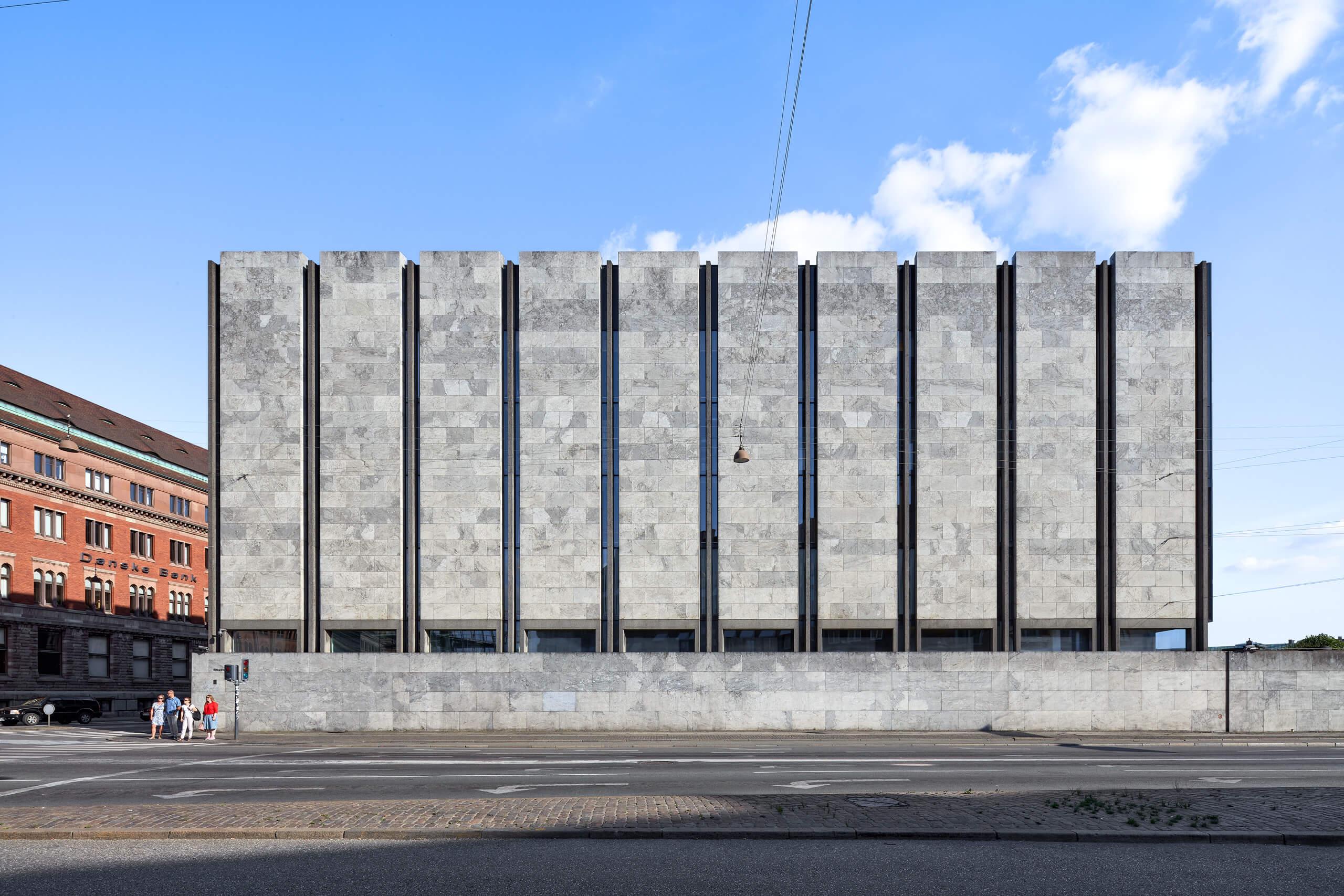 Danmarks Nationalbank<br>Arne Jacobsen