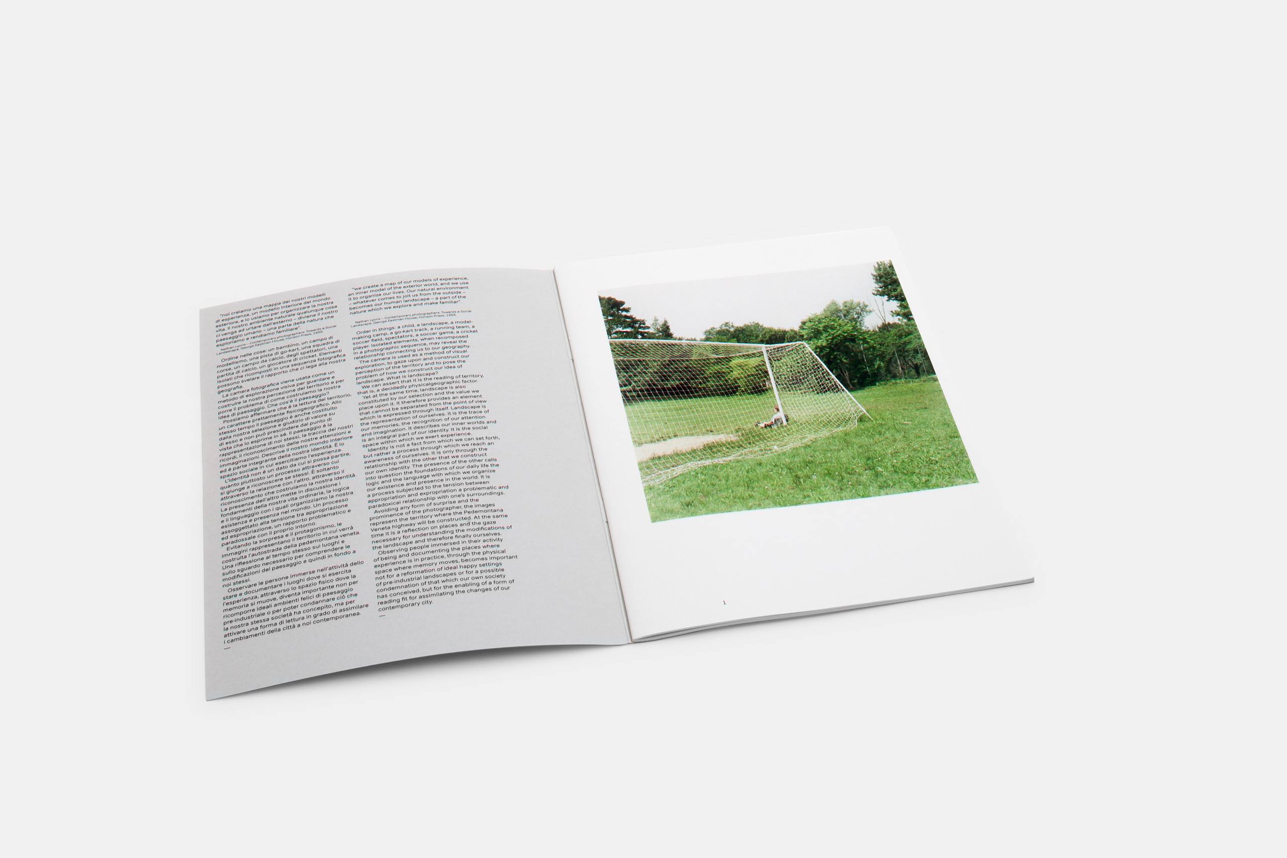 Dovresti Esserci. La vita qui è come l'abbiamo sempre sognata – Visions and Documents – Documentary Platform Editions – Federico Covre