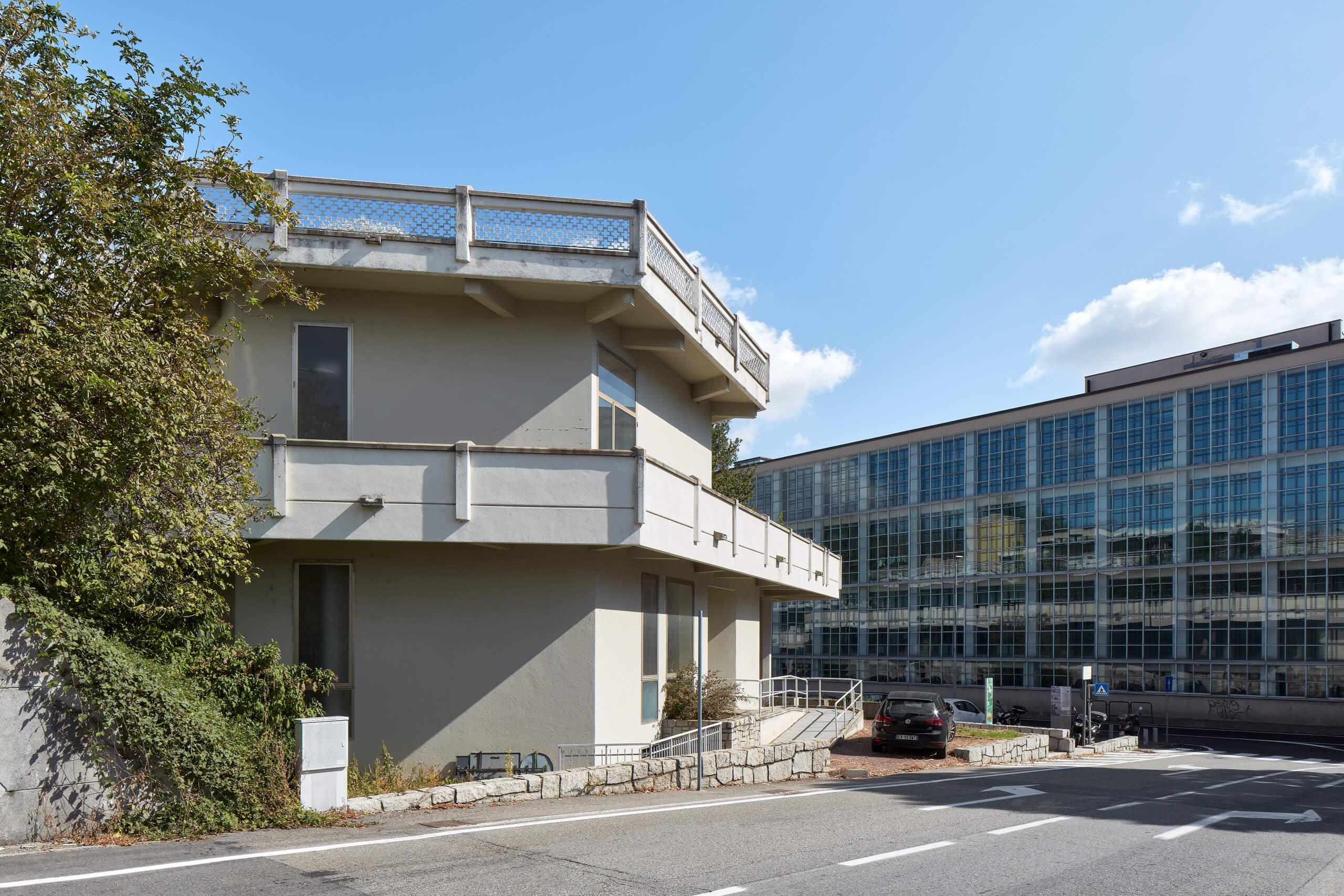 Centro dei Servizi Sociali – Luigi Figini e Gino Pollini (1955-1959) – Ivrea – Italy
