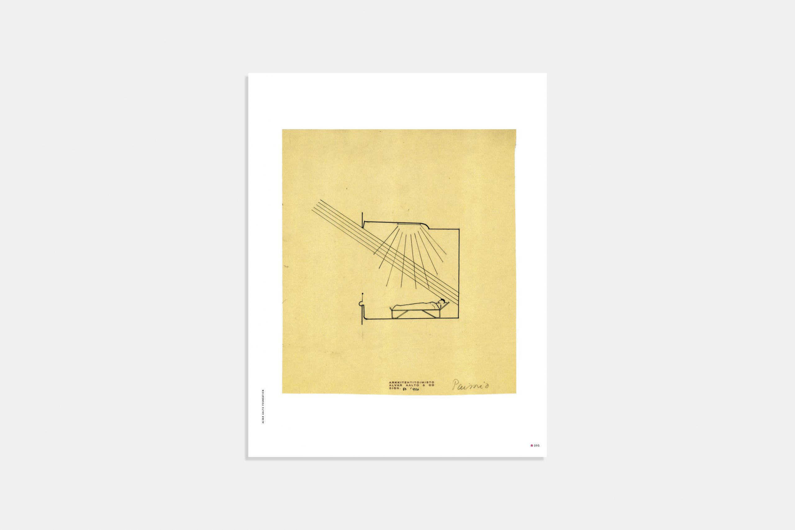 N Norwegian Air Magazine – Alvar Aalto – Paimio Sanatorium