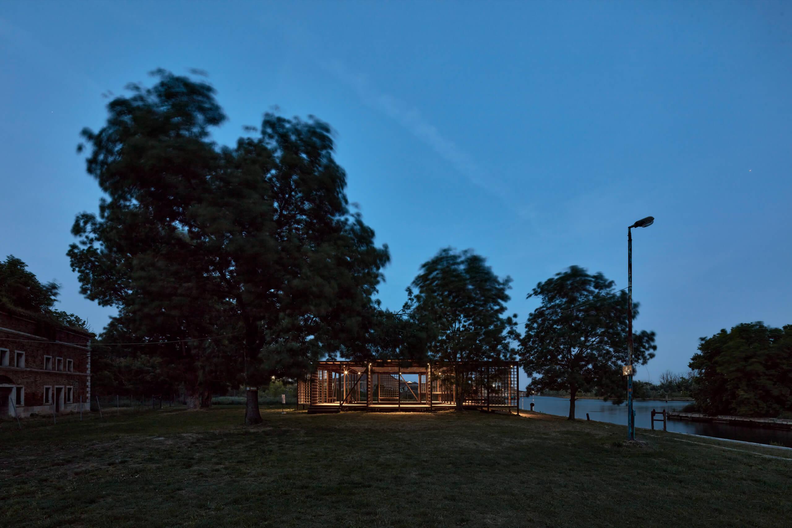 Corte del Forte<br>Rintala Eggertsson Architects