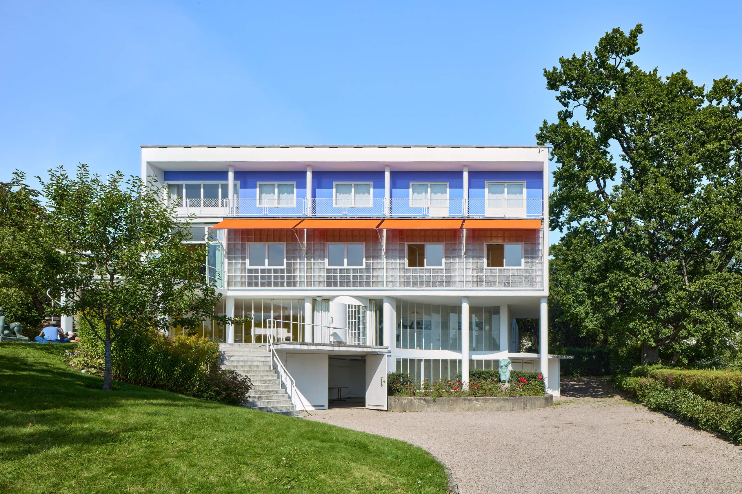 Villa Stenersen<br>Arne Korsmo