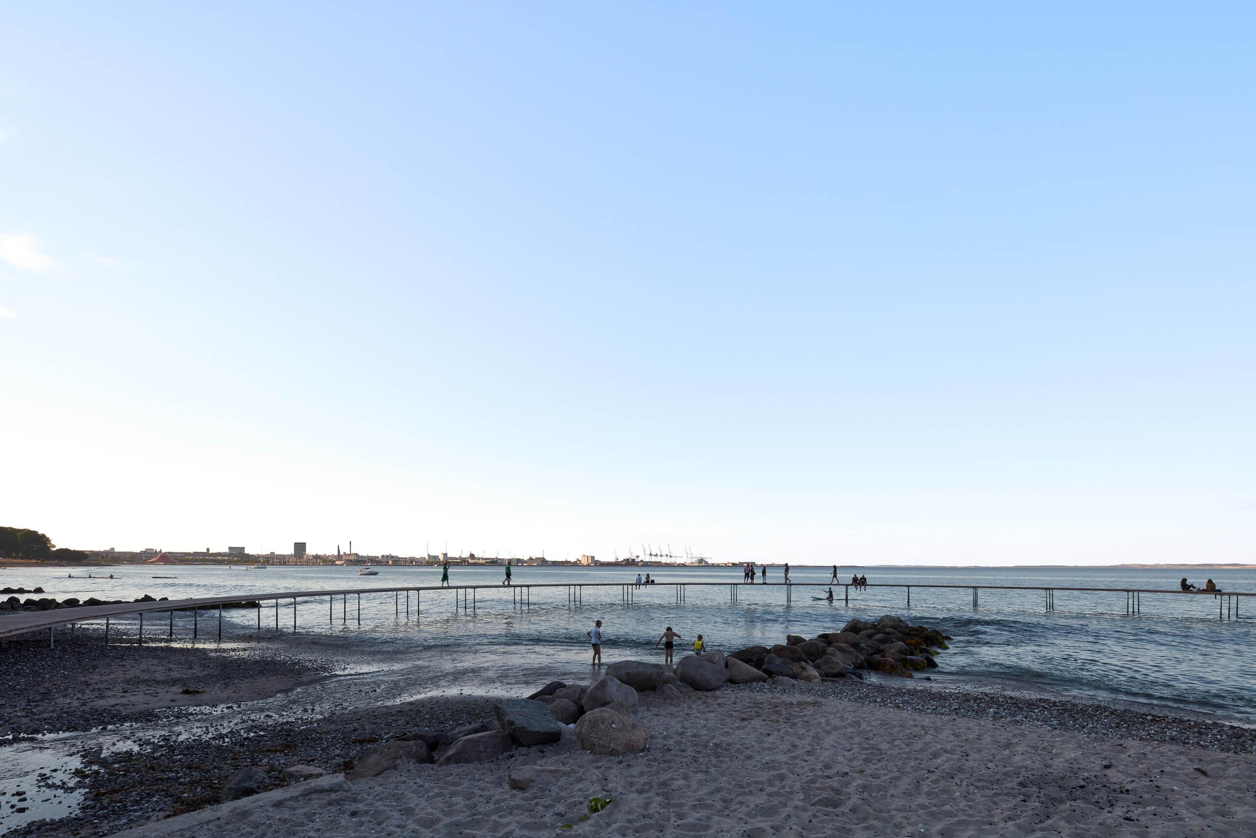 Gjøde & Povlsgaard Arkitekter – The infinite Bridge