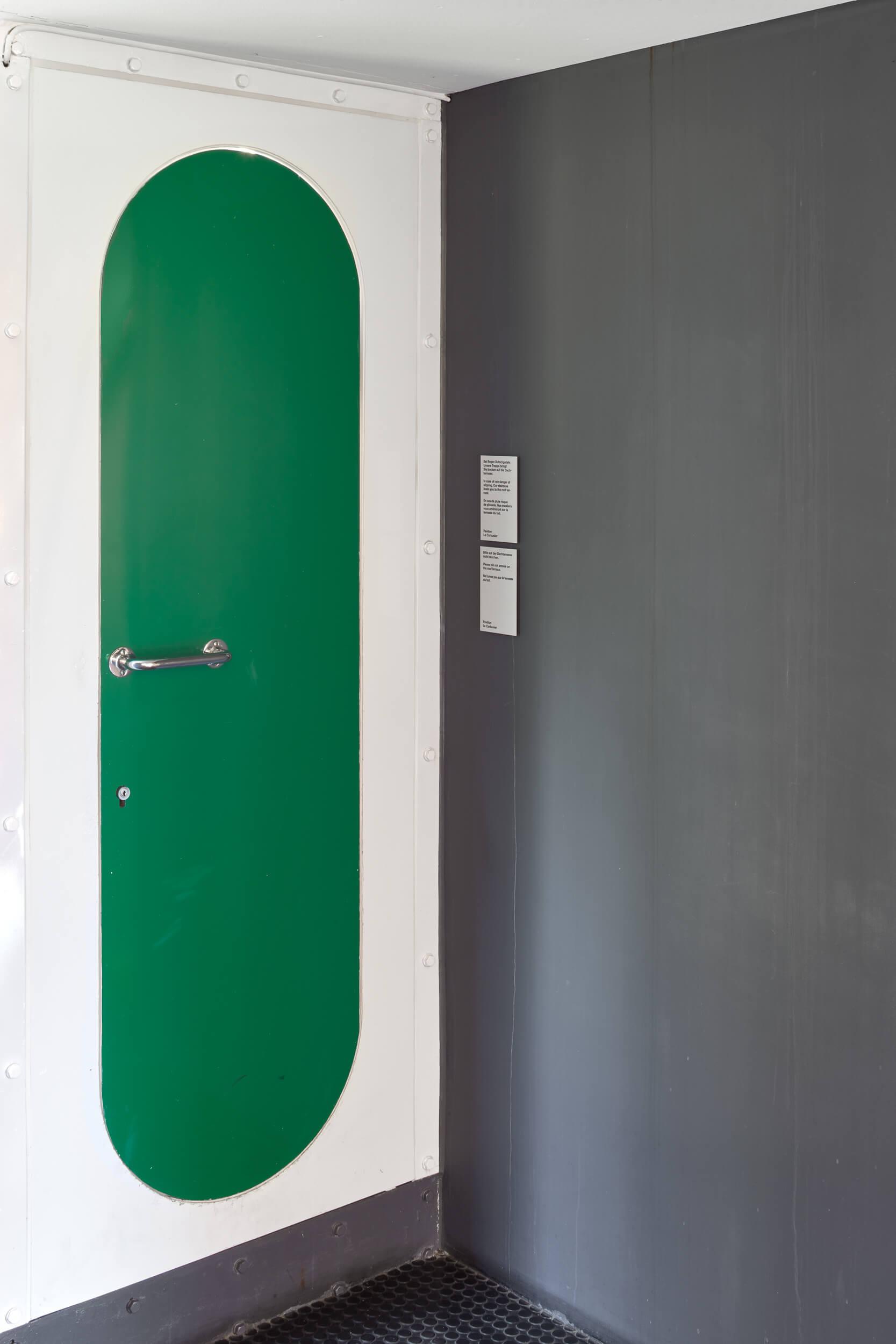 Pavillon Le Corbusier – Zürich – European Modern Architectural Heritage in the Twentieth-century