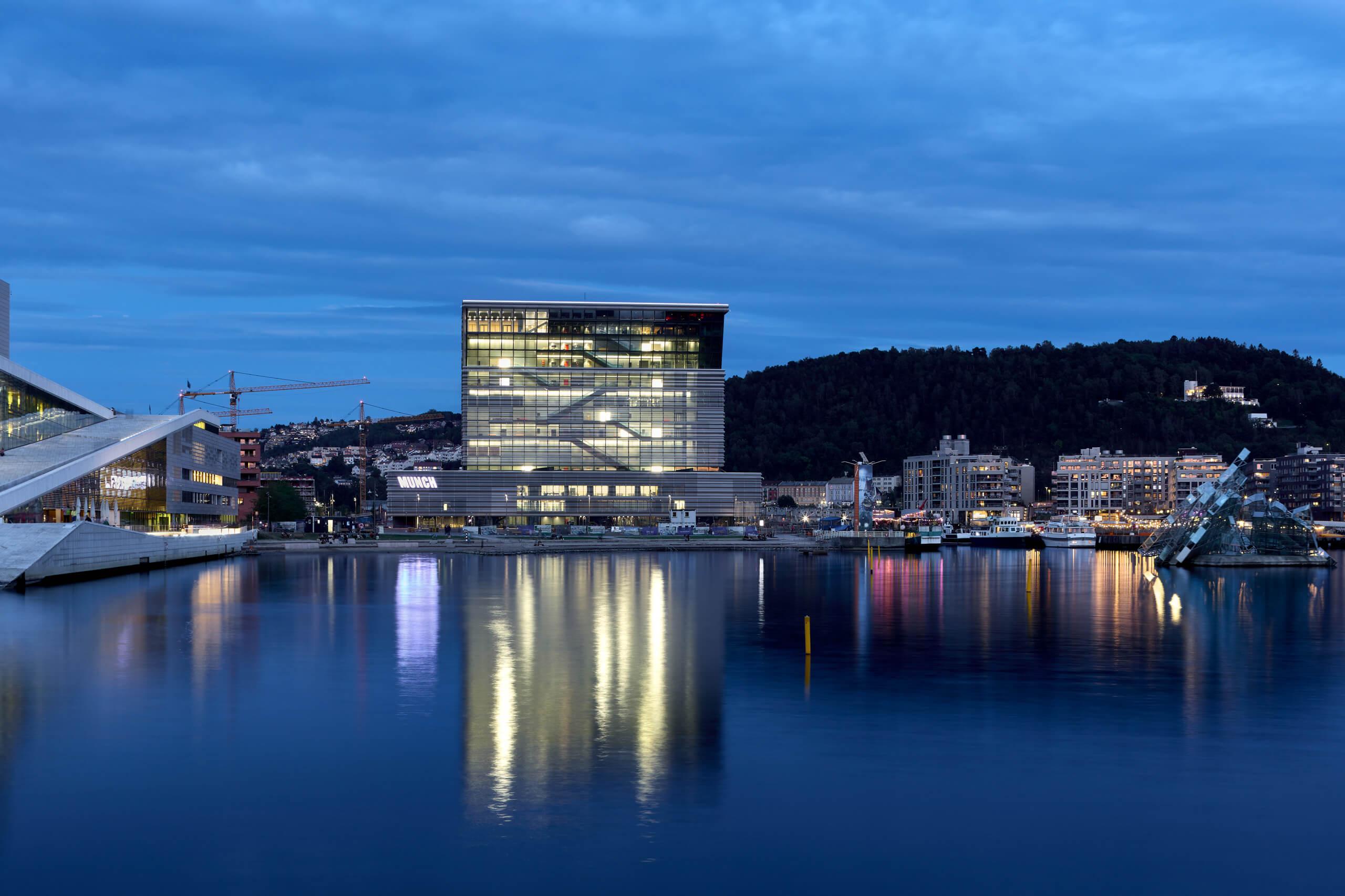 Munch Museum – Estudio Herreros – Oslo – Norway
