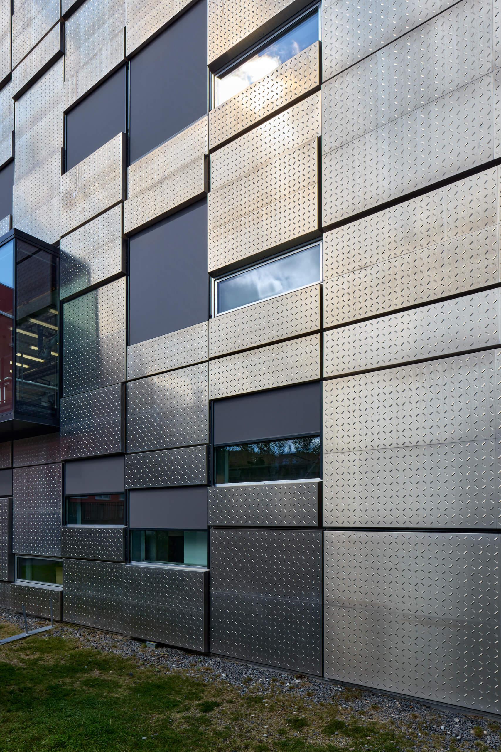 KMD – University of Bergen – Faculty of Fine Art, Music and Design – Bergen – Norway – Snøhetta